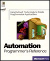 Automation Programmer's Reference - Microsoft Press, Microsoft Press