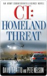 CI: Homeland Threat - David DeBatto, Pete Nelson