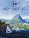 The Silmarillion - J.R.R. Tolkien, Ted Nasmith,  Christopher Tolkien