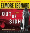 Out of Sight (Audio) - George Guidall, Elmore Leonard