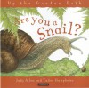 Are You a Snail? - Judy Allen, Tudor Humphries
