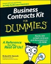 Business Contracts Kit For Dummies - Richard D. Harroch