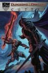 Dungeons & Dragons: Cutter #5 - R.A. Salvatore, Geno Salvatore, David Baldeón, Steve Ellis