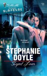 Suspect Lover (Silhouette Intimate Moments, #1554) - Stephanie Doyle