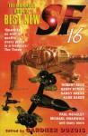 The Mammoth Book of Best New SF 16 - Gardner R. Dozois, Ian R. MacLeod, Greg Egan, Michael Swanwick