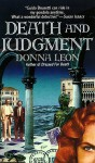 Death and Judgment: Library Edition - Donna Leon