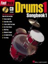 Fasttrack Drums Songbook 1 - Level 1 - Blake Neely