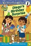 Diego's Birthday Surprise - Lara Bergen