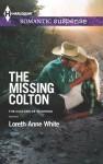 The Missing Colton - Loreth Anne White