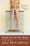 Thank You for the Music - Jane McCafferty