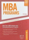 MBA Programs: More Than 4,000 Graduate-Level International Business Programs - Peterson's, Mark D. Snider, Peterson's