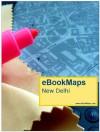 Map of New Delhi, India (Maps of India) - Jack Black