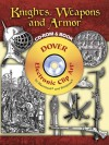 Knights, Weapons and Armor CD-ROM and Book - Paul Lacroix, Paul Lacroix, Carol Belanger-Grafton