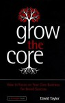 Grow the Core: A Practical Workout to Grow Your Core Brand and Business - David Taylor