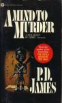 A Mind To Murder - P.D. James