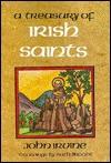 Treasury of Irish Saints - John Irvine