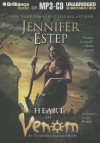 Heart of Venom - Jennifer Estep, Lauren Fortgang