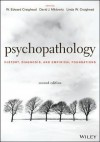 Psychopathology: History, Diagnosis, and Empirical Foundations - W. Edward Craighead