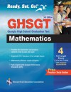 Georgia GHSGT (Georgia High School Graduation Test) Mathematics 3rd Edition - Research & Education Association, Mel Friedman, Rebecca Dayton, Sonal Bhatt