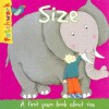 Size: A First Poem Book About Size (Patchwork First Poem Books) - Felicia Law