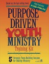 Purpose Driven Youth Ministry Training Kit: 5 Strategic Team-Building Sessions for Healthy Ministry - Doug Fields, Rick Warren