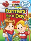 Fisher Price Little People Farmers for a Day - Jodie Shepherd, SI Artists