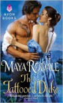 The Tattooed Duke (The Writing Girls #3) - Maya Rodale