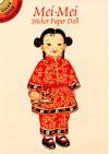 Mei-Mei from China Sticker Paper Doll - Yuko Green