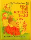 Find The Kittens, 1 To 10 - Leslie McGuire