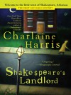 Shakespeare's Landlord (Lily Bard Series, #1) - Charlaine Harris