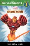 This Is Iron Man - Thomas Macri, Craig Rousseau, Hi-Fi Design