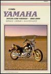 Yamaha Xv535-1100 Virago, 1981-1999: Service, Repair, Maintenance - Clymer Publishing