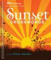 Sunset Crosswords - Peter Gordon
