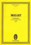 "Symphony No. 31 in D Major, K. 297 ""Paris"": Study Score - Wolfgang Amadeus Mozart"