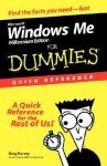 Microsoft's Windows Me for Dummies: Quick Reference - Greg Harvey