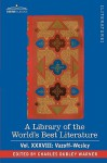 A Library of the World's Best Literature - Ancient and Modern - Vol.XXXVIII (Forty-Five Volumes); Vazoff-Wesley - Charles Dudley Warner
