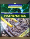Mathematics, Course 2, Vol. 2, Teacher's Edition - Charles