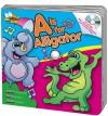 """A"" Is for Alligator (Read & Sing Along Board) - Kim Mitzo Thompson, Karen Mitzo Hilderbrand"