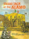 Texas Jack At The Alamo - James Rice