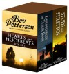 Hearts and Hoofbeats Box Set: Thoroughbreds and Trailer Trash / Studs and Stilettos - Bev Pettersen