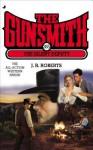 The Silent Deputy - J.R. Roberts