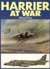 Harrier at War - Alfred Price