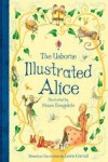 Illustrated Alice (Usborne Illustrated Classics) - Lesley Sims, Mauro Evangelista