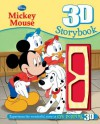 Disney 3D Storybook: Mickey Mouse - Parragon Books