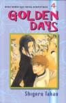 Golden Days Vol. 4 - Shigeru Takao