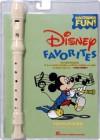 Disney Favorites [With Recorder] - Walt Disney Company, Hal Leonard Publishing Corporation, Hal Leonard Publishing Company