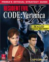 Resident Evil Code: Veronica X: Prima's Official Strategy Guide - David Hodgson