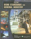 Osha Standards For General Industry As Of January 2009 - CCH Incorporated