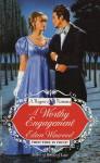 A Worthy Engagement - Eileen Winwood, Eileen Putman