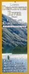 Lower Deschutes River Fishing and Recreation Map - John Shewey